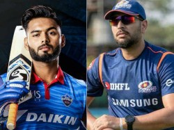 Yuvaraj Sjngh Prasied Young Player Rishabh Pant His Batting