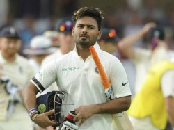 India Vs Australia Rishabh Pant Says Even Dhoni Missed Catches And Stumping Chances