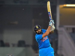 Rohit Sharma Surpasses Dhoni Most Odi Sixes For India