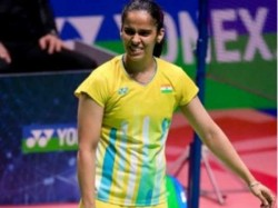 Saina Nehwal Ruled Of India Open Due Stomach Pain