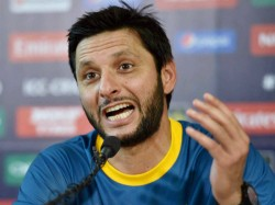 Shahid Afridi Names The Best Bowler He Ever Faced His Career