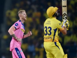Csk Vs Rr Buttler Fooled The Umpire With Wrong Wicket Call