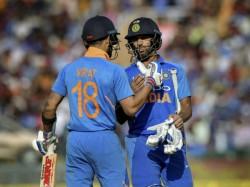 India Scored 358 Runs Against Australia Mohali Odi