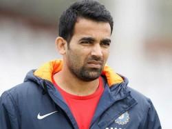 India Should Play Kohli At His Usual Position No 3 Says Zaheer Khan