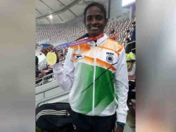 Gomathi From Tamilnadu Wins Gold Medal In Asian Athletics Championship