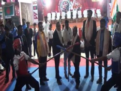 Asian Silambam Competition Starts In Nagercoil