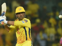 Dhonis Hat Trick Sixer Against Rajasthan Royals In Ipl Season Goes Viral In Social Websites