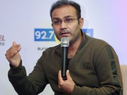 India Vs Pakistan Cricket Match Nothing Less Than War Says Virender Sehwag