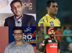 Virender Sehwag Ranked The Captains Ganguly Dhoni And Virat Kohli