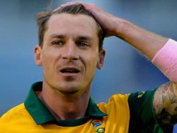 World Cup 2019 Dale Steyn To Miss First Match Against England