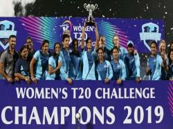 Women S T20 Challenge Final Velocity Vs Supernovas Final Match Result