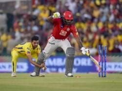 Deepak Chahar Caught Chris Gayle Leg Before Wicket