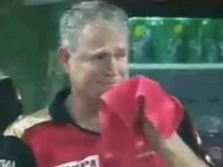 Ipl 2019 Srh Vs Dc Eliminator Srh Coach Tom Moody In Full Of Tears After Loss