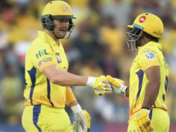 Chennai Super Kings Won The Toss Against Mumbai Indians And Choose To Bat First