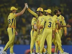 Ipl 2019 Csk Vs Dc Delhi Capitals To Meet Chennai Super Kings In Qualifier