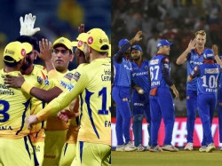 Dhoni Plans To Change Players Against Delhi Capitals Match