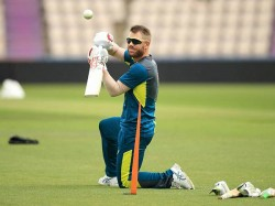 David Warner May Miss Tomorrows Match Against Afghanistan
