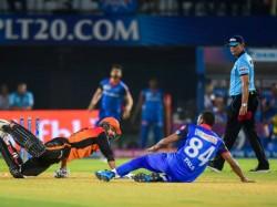Ipl 2019 Srh Vs Dc Eliminator Deepak Hooda Run Out Causes Confusion