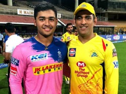 Ipl 2019 Dc Vs Rr Riyan Parag Became Youngest Player To Hit Half Century
