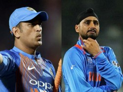 World Cup 2019 Harbhajan Singh Feels Dhoni Should Bat The Way He Wants To