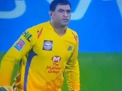 Dhoni Got Angry On Murali Vijay Goes Viral When He Misses Suryakumar Yadav Catch