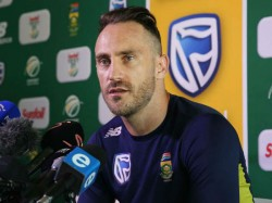 Don T Do Superman Type Activities In World Cup Du Plessis Advices His Teammates