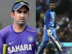 Kl Rahul Is Suitable Batsman For Number 4 In The World Cup Says Gambhir