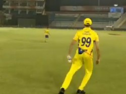 Imran Tahir Gives Training To His Son Video Goes Viral