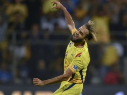 Chennai Super Kings Bowler Imran Tahir Tweeted By Using Actor Ajiths Dialogue