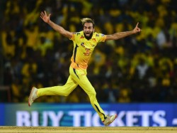 Imran Tahir Selected For Surrey Team For Vitality T 20 Blast Campaign