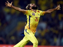 Ipl 2019 Mi Vs Csk Imran Tahir Took Most Wickets In Ipl