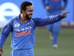 World Cup 2019 Kedar Jadhav Fit For World Cup Says Msk Prasad