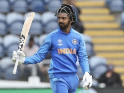 Cricket World Cup 2019 Kl Rahul Remembered How Dravid Helped Him Recover From Poor Form