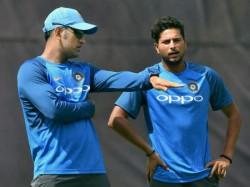 Dhoni Gives Freedom Kohli Gives Confidence Says Kuldeep Yadav