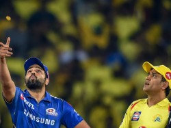 Chennai Super Kings Losses Early Wickets Against Mumbai Indians