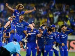 Ipl 2019 Mi Vs Csk Mumbai Indians Beat Chennai Super Kings In 3 Ipl Finals