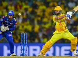 Chennai Super Kings Scores 131 Runs Against Mumbai Indians