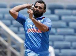 World Cup 2019 Sourav Ganguly Picks Mohammed Shami As Second Seamer