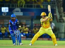 Ipl 2019 Csk Vs Dc Chennai Super Kings Vs Delhi Capitals Qualifier 2 Match Report
