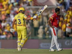 Ipl 2019 Kxip Vs Csk Chennai Super Kings Sealed Their Top 2 Spot In Play Off