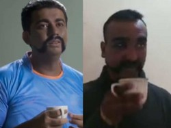 Pakistan S Tv Advertises Spoof On Abhinandan As India Pakistam World Cup Match