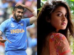 Actress Anupama Denied Reports Of Dating With Bumrah