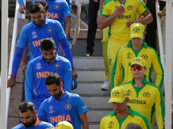 Ind Vs Aus Cricket World Cup 2019 Michael Vaughan Troll Australia Over Crowd Support