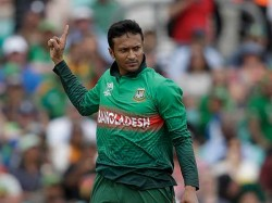 Our Target Is To Beat India In World Cup Series Says Bangladesg Player Shakib Al Hasan