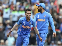 Ind Vs Sa Cricket World Cup 2019 Yuzvendra Chahal Bowled Out Van Der Dussen