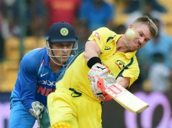 Warner May Use Bat Sensor Against Opposition Teams Particularly India