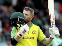 Aus Vs Ban Cricket World Cup 2019 David Warner Creates Record With His Century