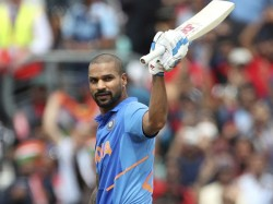 Icc World Cup 2019 Shikhar Dhawan The Man Of Icc Matches Returns With A Bang Against Aussie