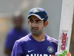Don T Give Too Much Pressure To Rishabh Pant Says Gautam Gamhir