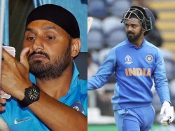 Cricket World Cup 2019 Harbhajan Singh Calls For Ajinkya Rahane As Replacement For Dhawan